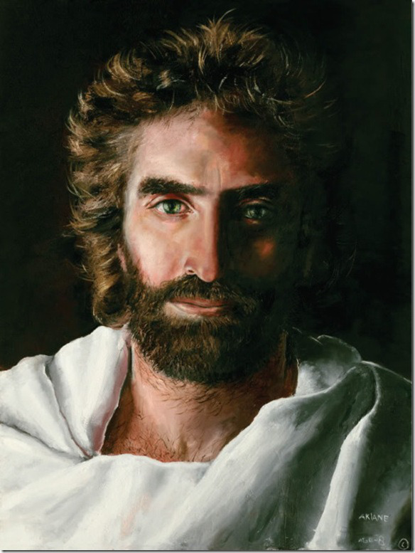 jesus christ real picture